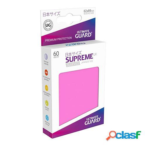 Ultimate guard supreme ux sleeves fundas de cartas tamaño japonés naranja (60)