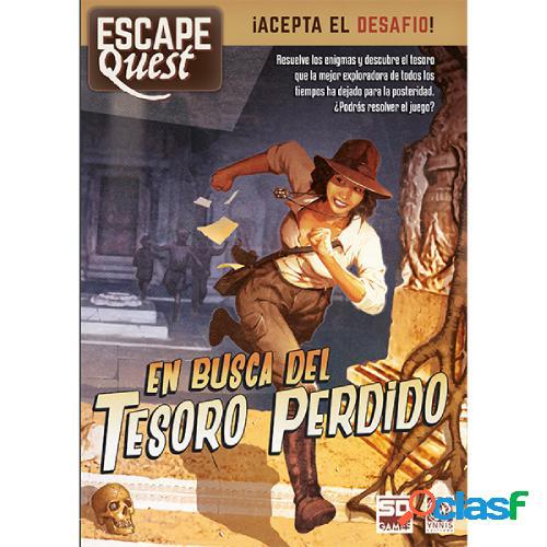 Escape quest - en busca del tesoro perdido