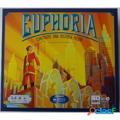 Euphoria - segunda mano