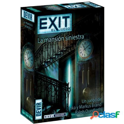 Exit 11 - la mansión siniestra