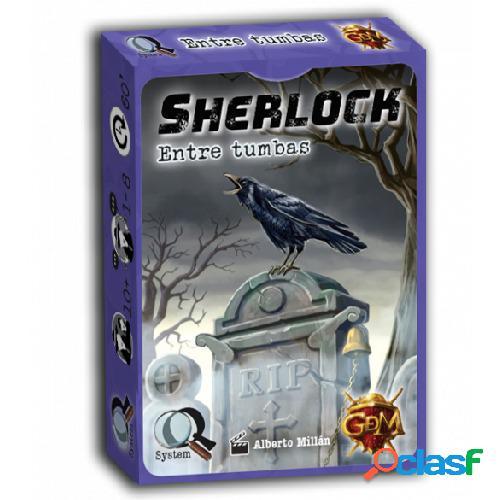 Q. serie 4 - sherlock entre tumbas