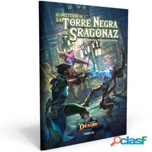 El resurgir del dragon - el misterio de la torre negra de sragonaz