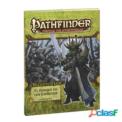 Pathfidner - el bosque de los espiritus / el regente de jade 4