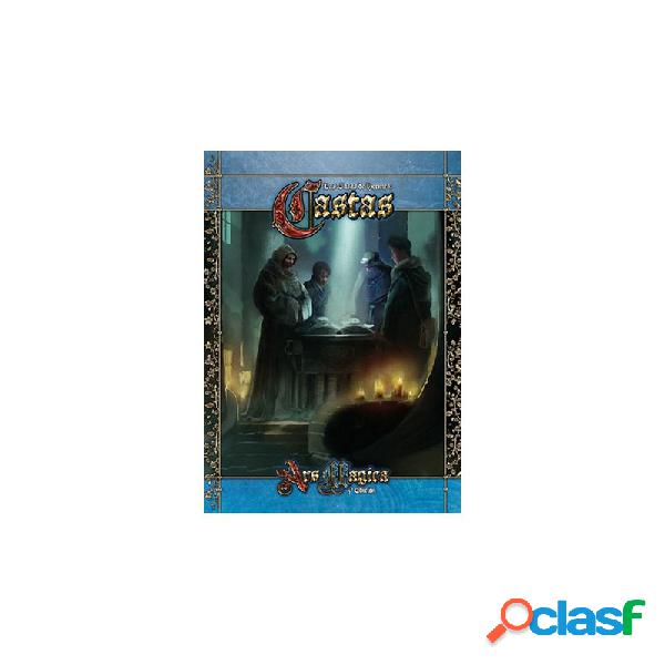 Ars mágica 5ª edición - -las casas de hermes / castas