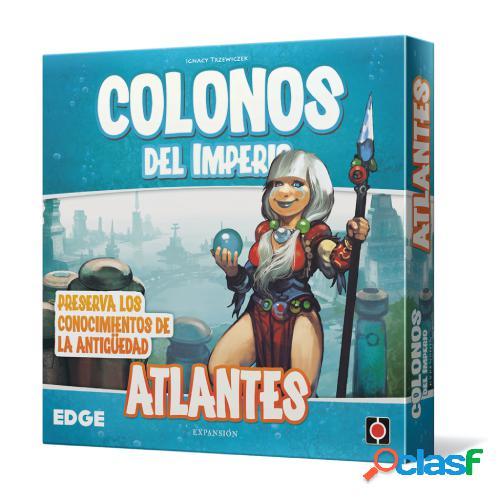 Colonos del imperio - atlantes
