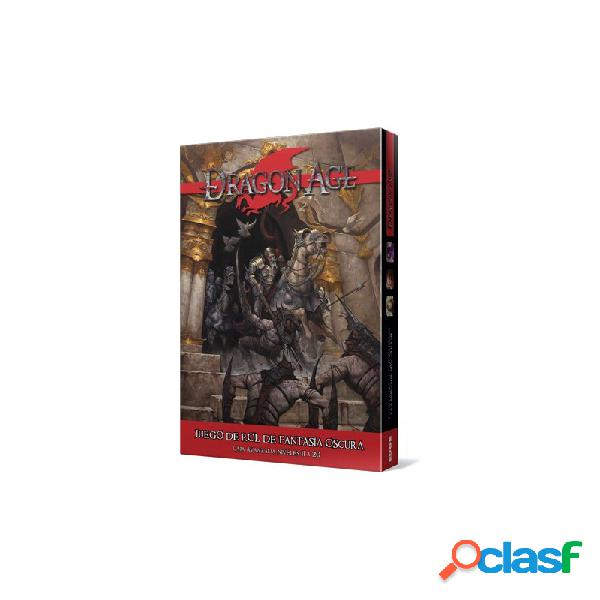 Dragon age - caja avanzada (set 3)