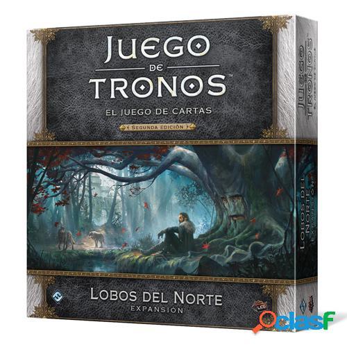 Juego de tronos lcg segunda edición - lobos del norte