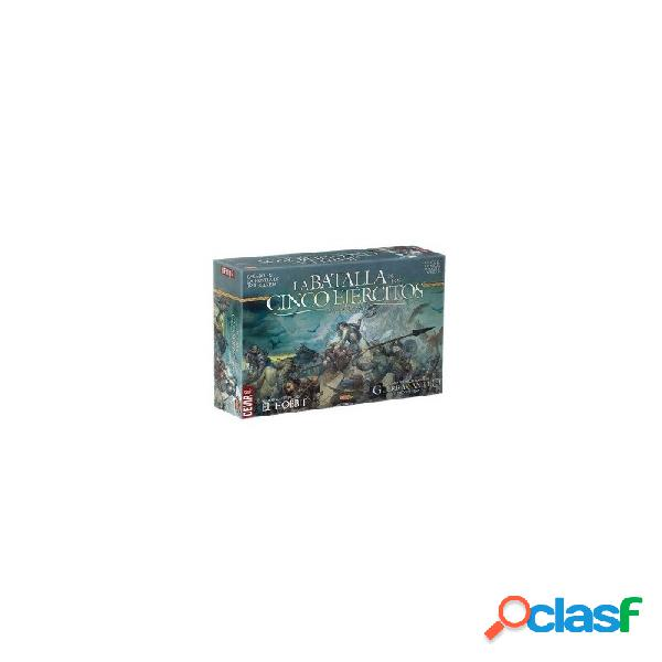 La batalla de los 5 ejércitos - el hobbit