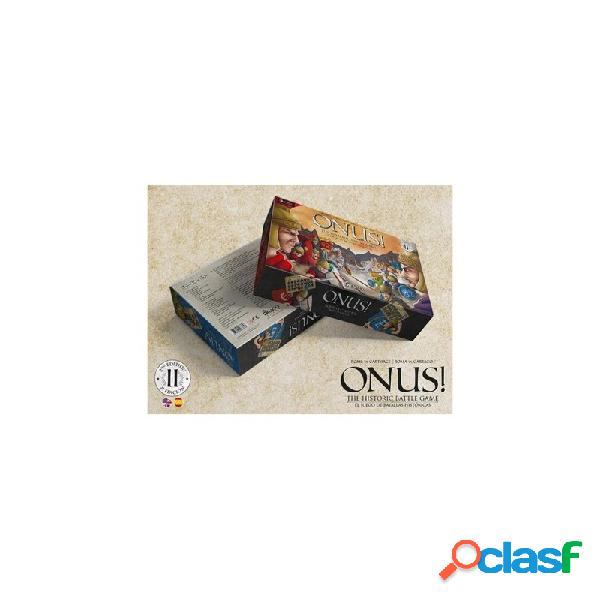 Onus! roma vs cartago (tercera edición)