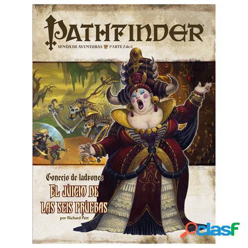 Pathfinder - concejo de ladrones 2 - el juicio de las seis pruebas