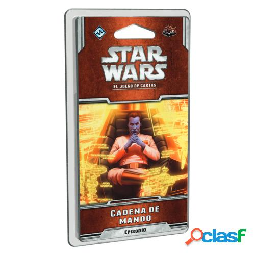Star wars lcg - cadena de mando / el escuadrón pícaro