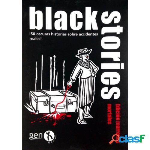 Black stories - edición marrones mortales