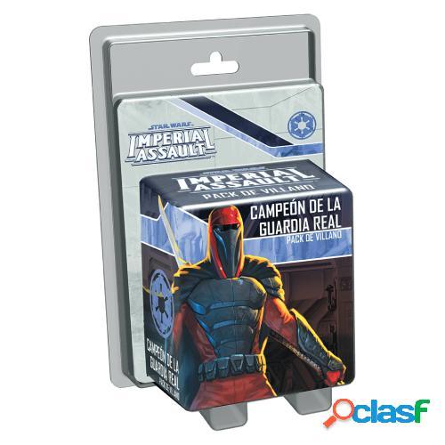 Star wars imperial assault - campeón de la guardia real (castellano)