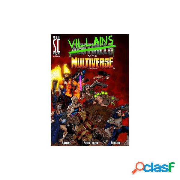 Villains of the multiverse