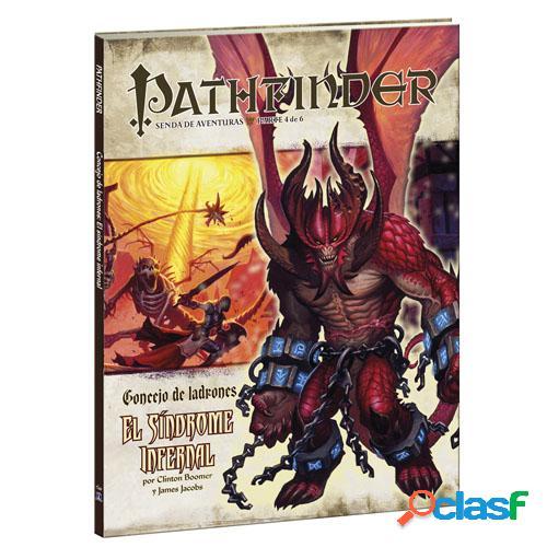 Pathfinder - concejo de ladrones 4 - el síndrome infernal