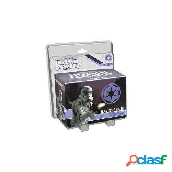 Star wars imperial assault - soldados de asalto (castellano)