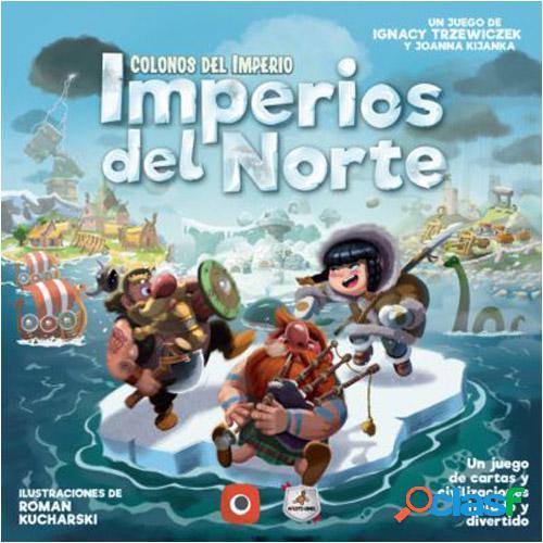 Colonos del imperio - imperios del norte
