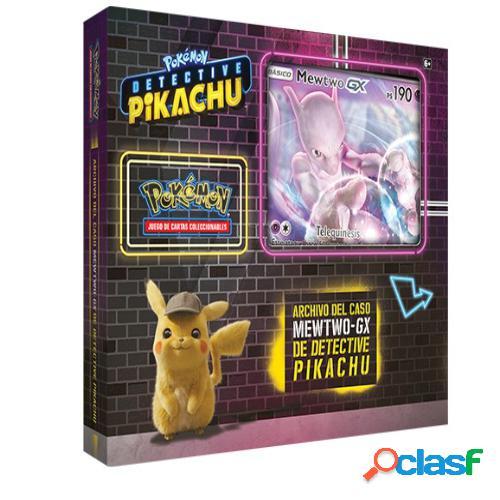 Pokemon jcc - archivos del caso mewtwo-gx