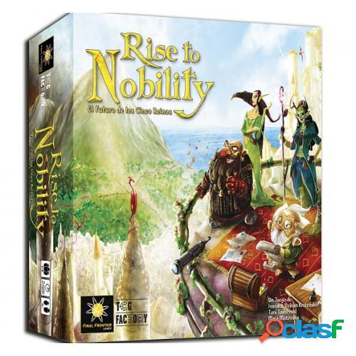 Rise to nobility - el futuro de los cinco reinos (castellano)