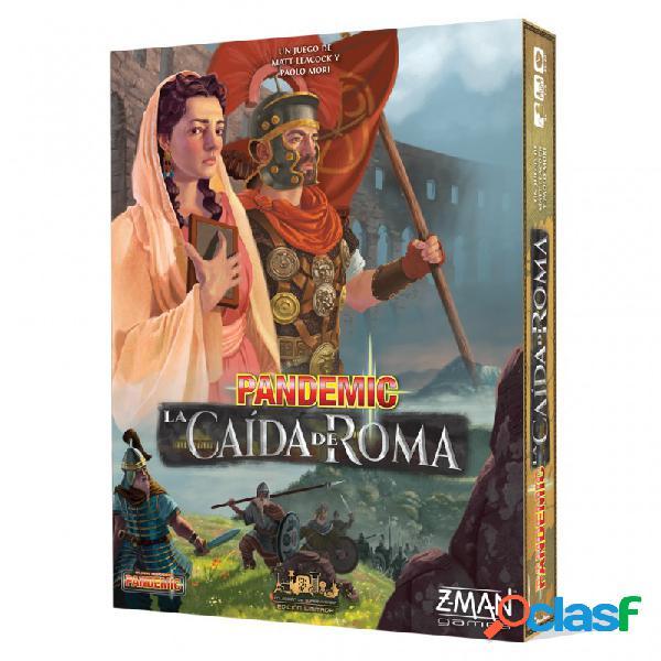Pandemic - la caída de roma