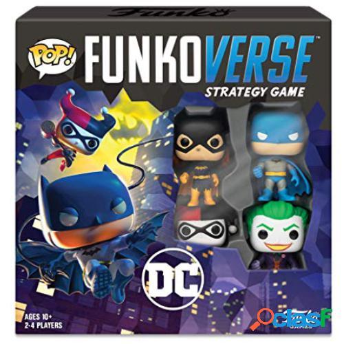 Funkoverse - dc comics