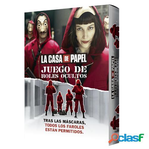 La casa de papel - el juego de roles ocultos