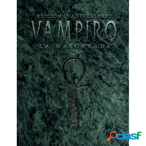 Vampiro la mascarada 20º aniversario - edicion de bolsillo