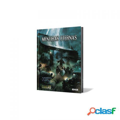 El rastro de cthulhu - mentiras eternas libro