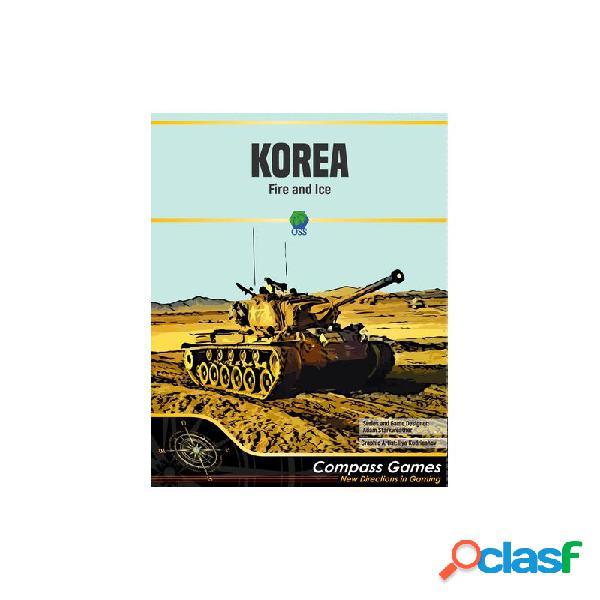 Korea - fire and ice
