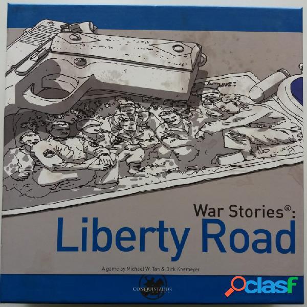 Liberty road - segunda mano