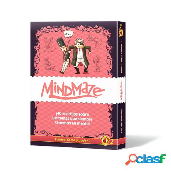 Mind maze - dinero, fama y poder 2