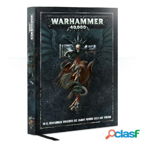 Warhammer 40k - manual