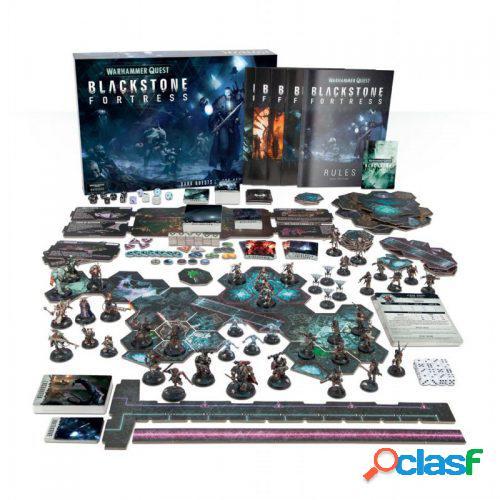 Warhammer quest - blackstone fortress (ingles)