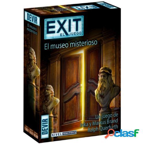 Exit 10 - el museo misterioso