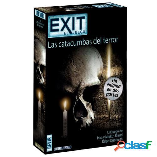 Exit 9 - las catacumbas del terror