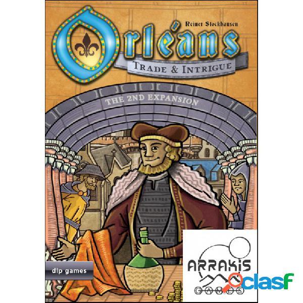 Orleans - comercio e intriga (castellano)