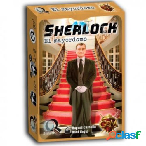 Q. serie 4 - sherlock el mayordomo