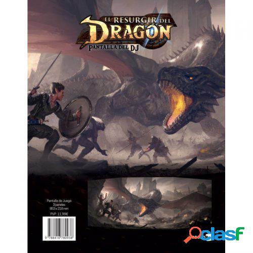El resurgir del dragon - pantalla del dj