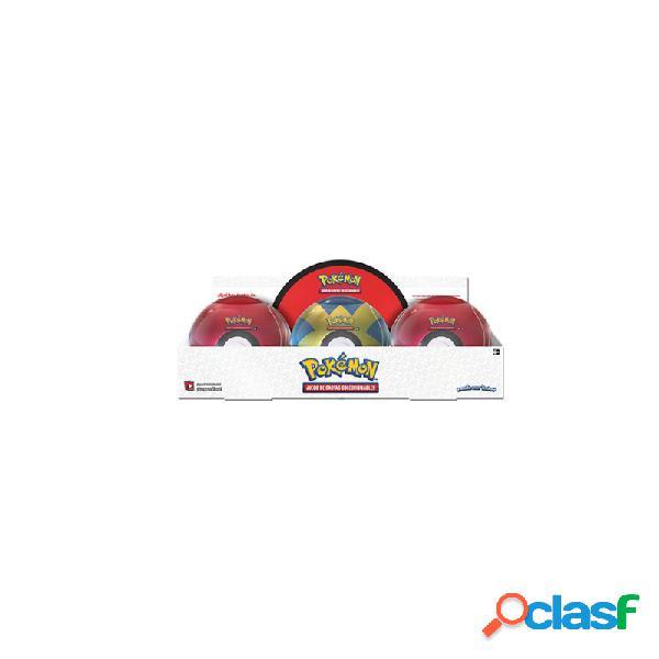 Pokemon jcc - caja pokeball