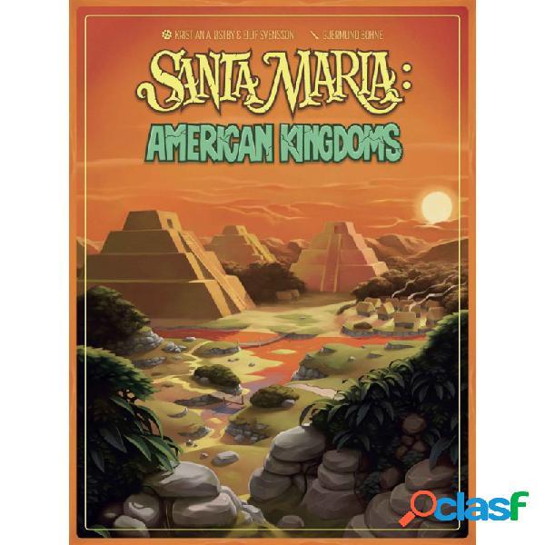 Santa maria - american kingdoms (castellano)