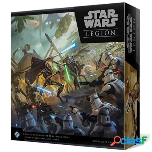 Star wars legion - las guerras clon