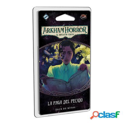 Arkham horror lcg - la paga del pecado / el círculo roto