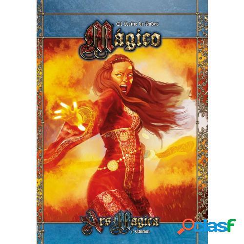 Ars magica - el reino del poder