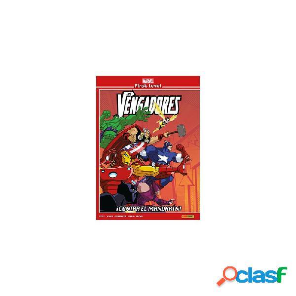 Marvel first level 03 - vengadores contra el mandarin