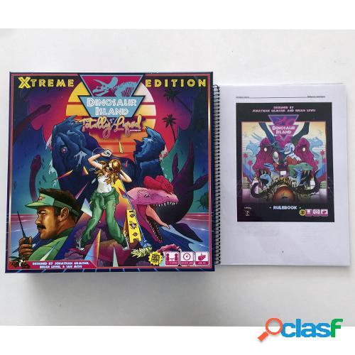 Dinosaur island xtreme edition (edición ks) - segunda mano