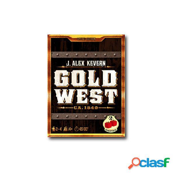 Gold west ediciön limitada(castellano)