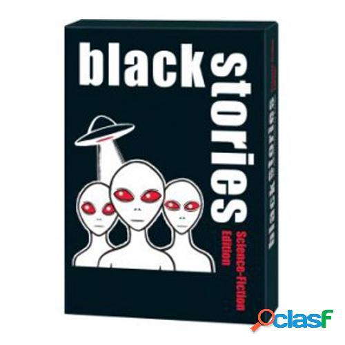 Black stories - ciencia ficcion