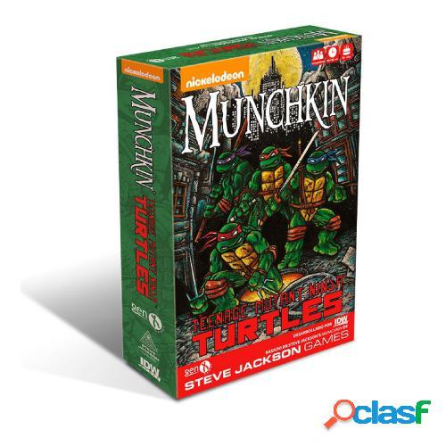 Munchkin - teenage mutant ninja turtles