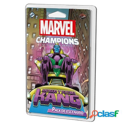 Antiguo y futuro kang - marvel champion