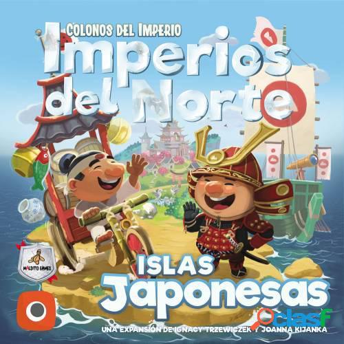 Colonos del imperio - imperios del norte - islas japonesas